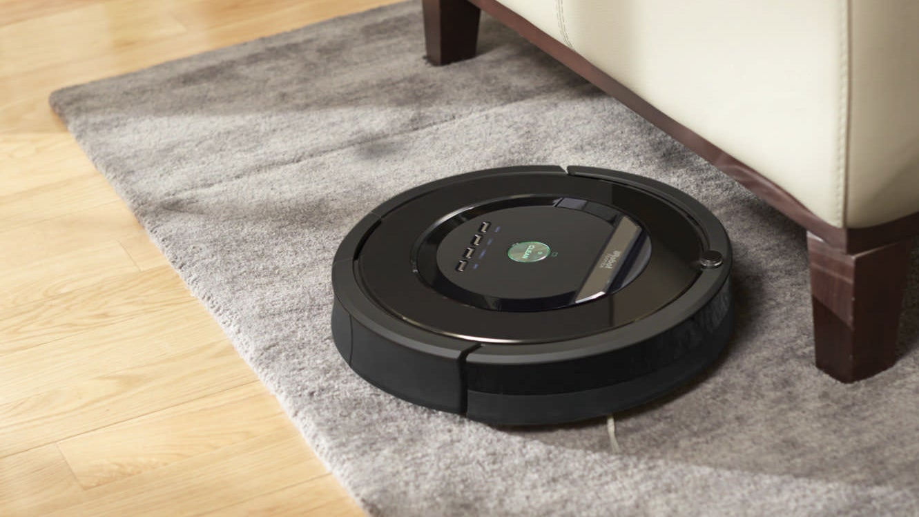 Roomba on carpet - Can a roomba go from hardwood to carpet ...