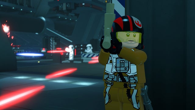 Lego Star Wars The Force Awakens Review Trusted Reviews