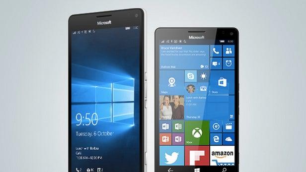 Lumia support