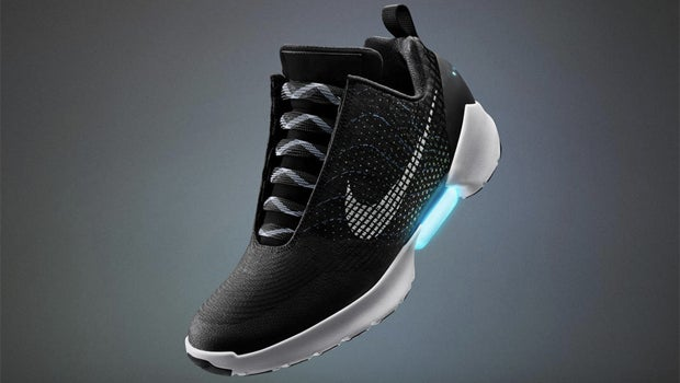 4274941fc65 Nike HyperAdapt self-lacing shoes to return in 2019 – at half the original  price