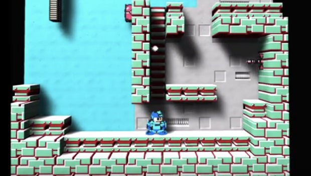 New emulator lets you play 8-bit NES favourites in 3D space