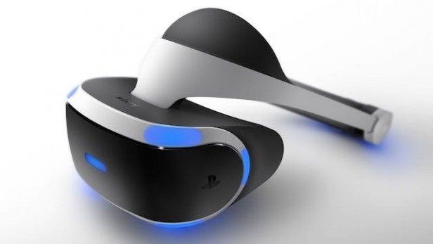 Best VR Headset: Playstation VR