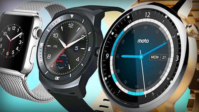 smartwatch round up