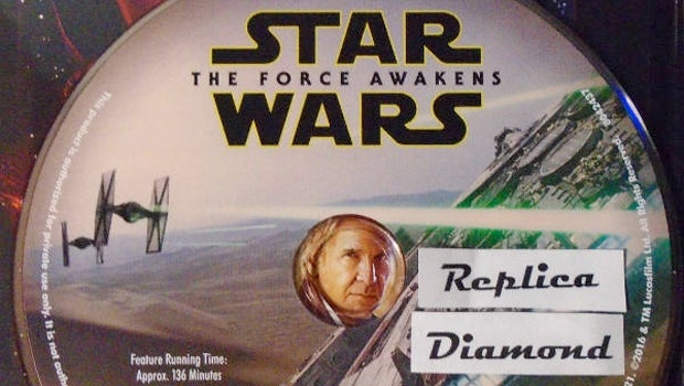 Star Wars BD