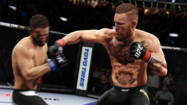 Состоялся анонс EA UFC 3 — Макгрегор снова на обложке