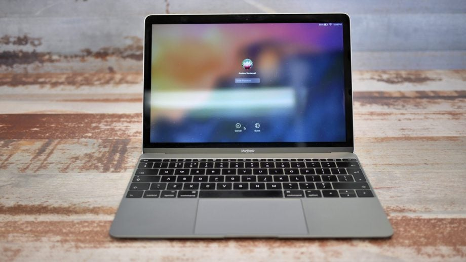 New MacBook 9