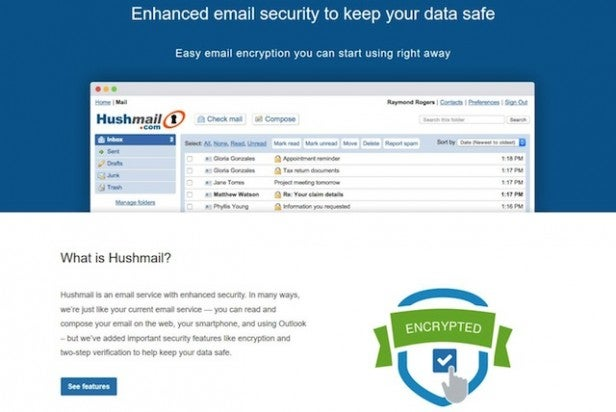 How to create an anonymous email account   Trusted Reviews