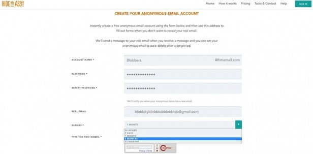 How to create an anonymous email account | Trusted Reviews