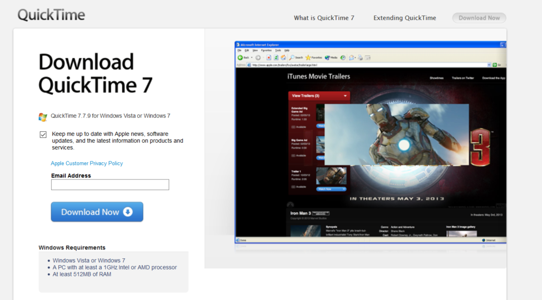 Use Apple QuickTime? It's now a hacking risk | Trusted Reviews