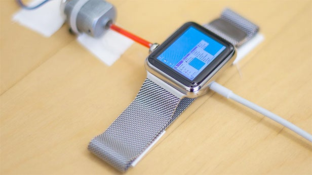 apple watch windows