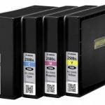 Canon MAXIFY MB2050 - Cartridges