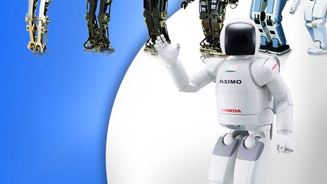 10 Of The Coolest Robots In The World Right Now Trusted
