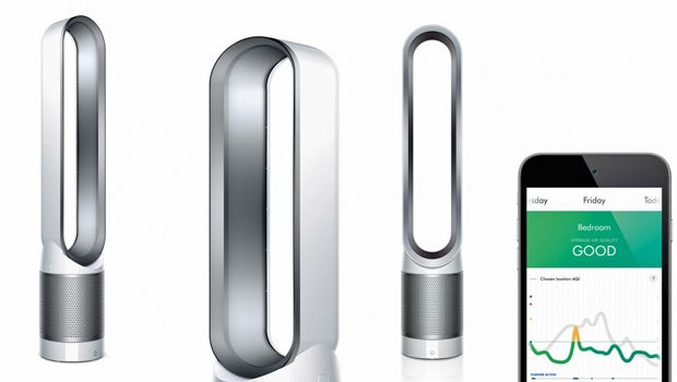 Dyson Pure Cool Link Air Purifier Will Clean Your Home S