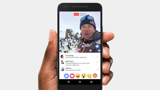 Image result for livestream facebook