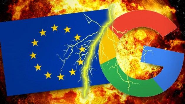 Google vs Europe