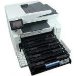HP LaserJet Pro MFP M277dw - Cartridges