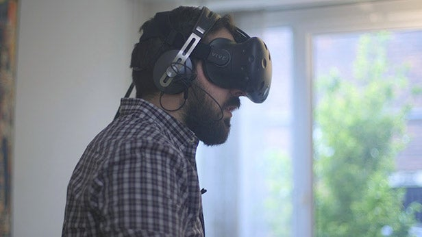 HTC Vive Review   Trusted Reviews