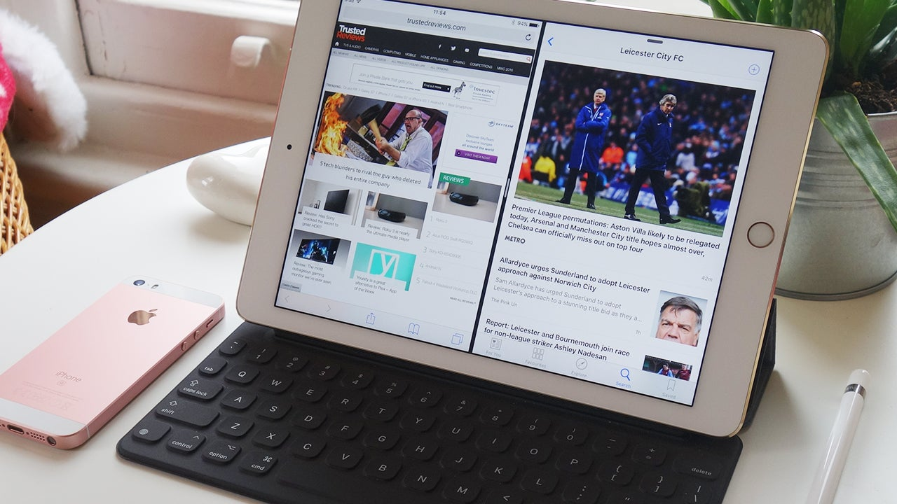 9.7-inch iPad Pro - Battery life, iOS 9.3 and verdict ...