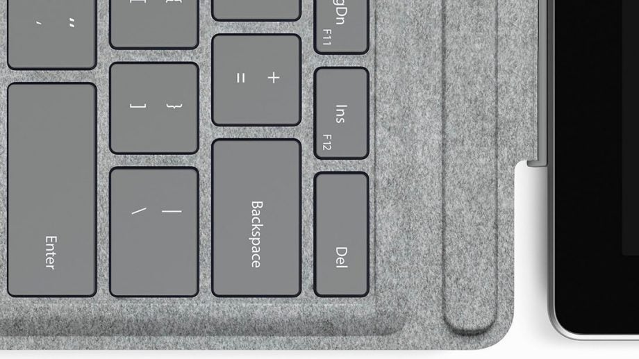 Keyboard Surface