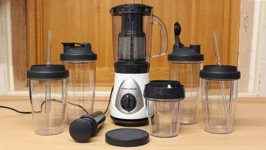 Morphy Richards Easy Blend Deluxe 5