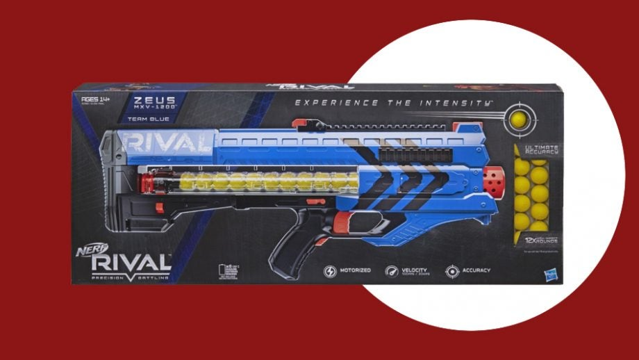 NERF Rival Zeus Review | Trusted Reviews