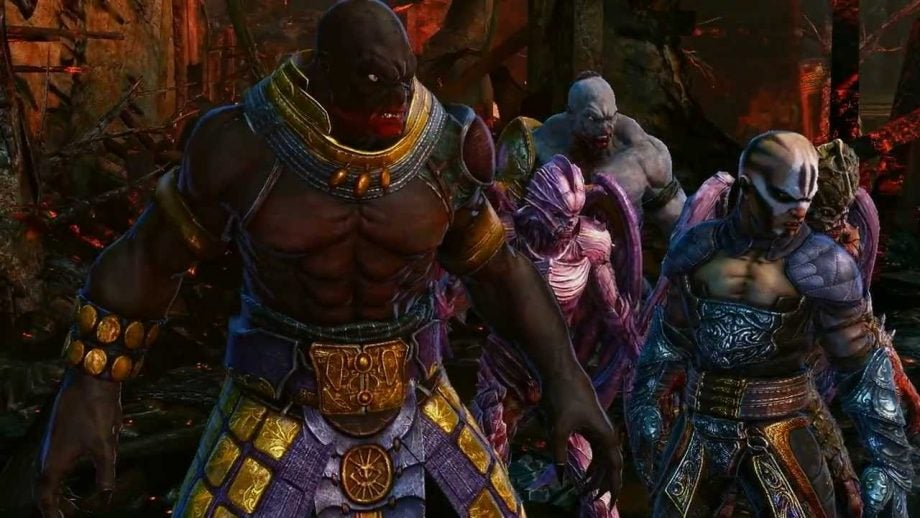 Nosgoth cancelled: Square Enix's free-to-play title canned