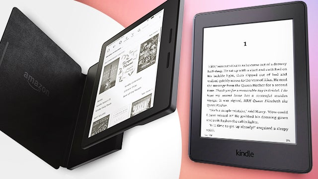 Kindle Oasis vs Paperwhite: Should you upgrade? | Trusted