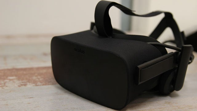 Oculus rift hook up