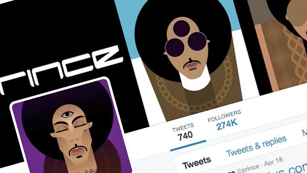 Prince Twitter