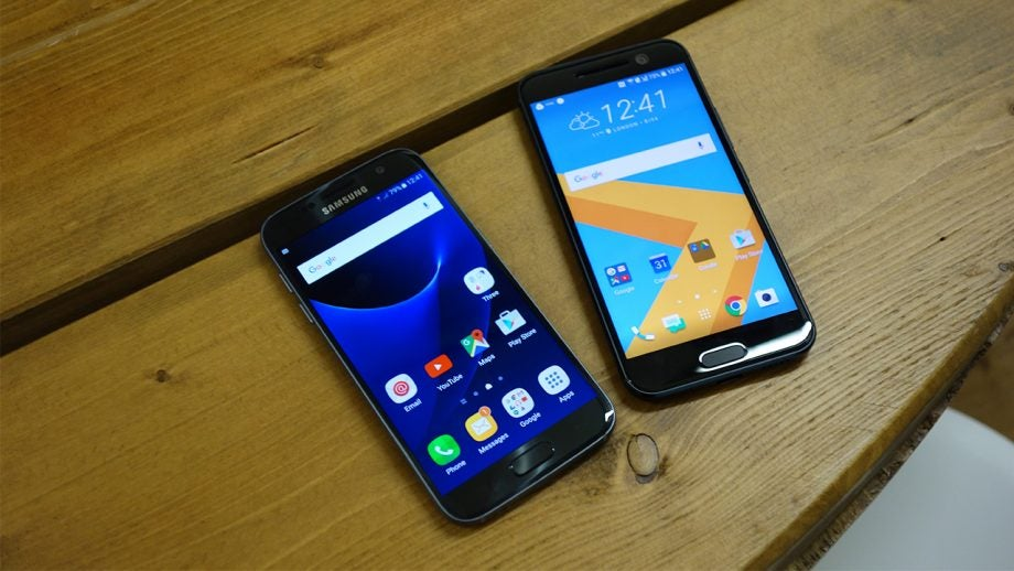 HTC 10 vs Galaxy S7: Which Android flagship is better
