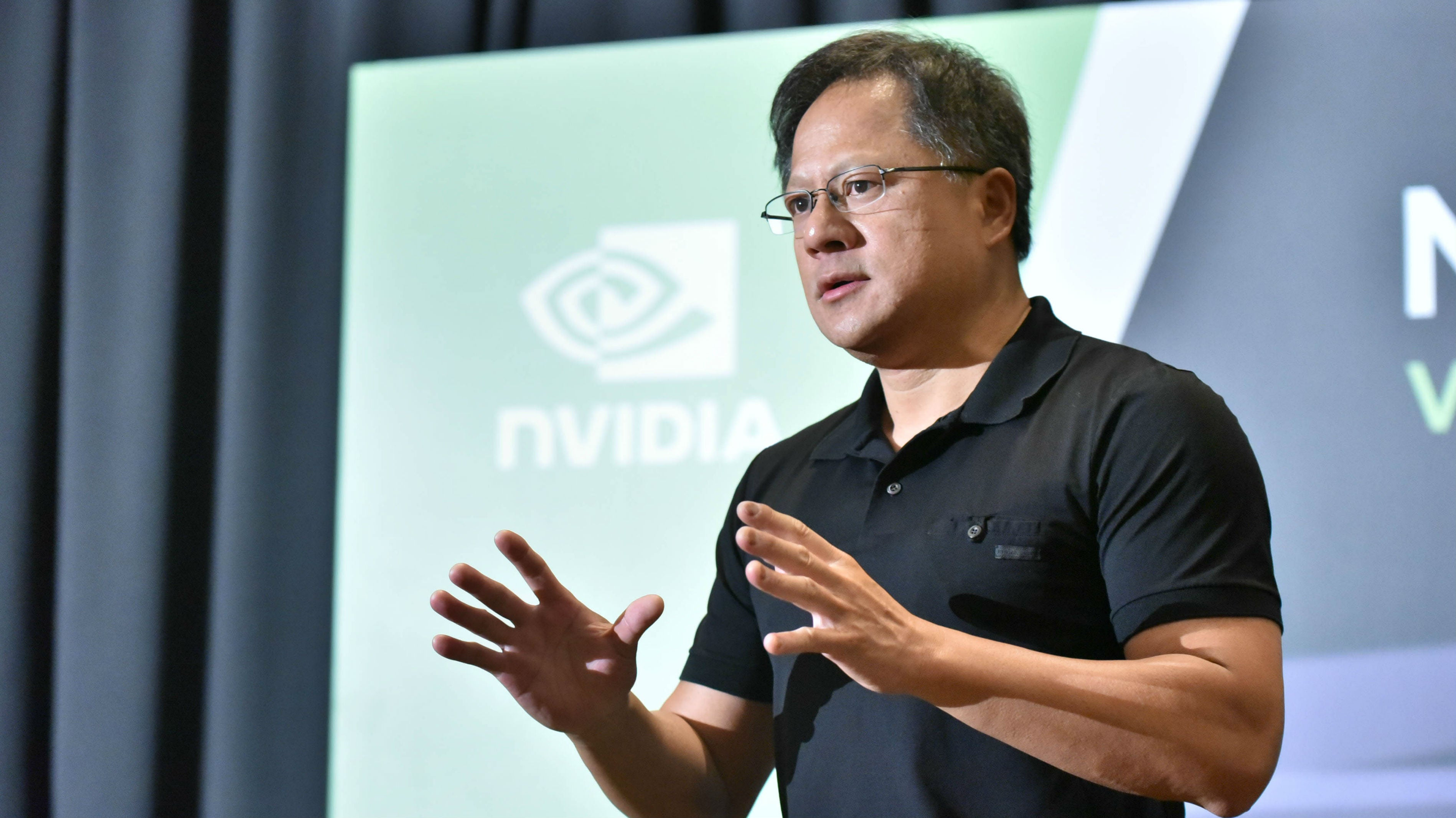 Nvidia CEO: problems with VR 20 years from being solved | Trusted Reviews