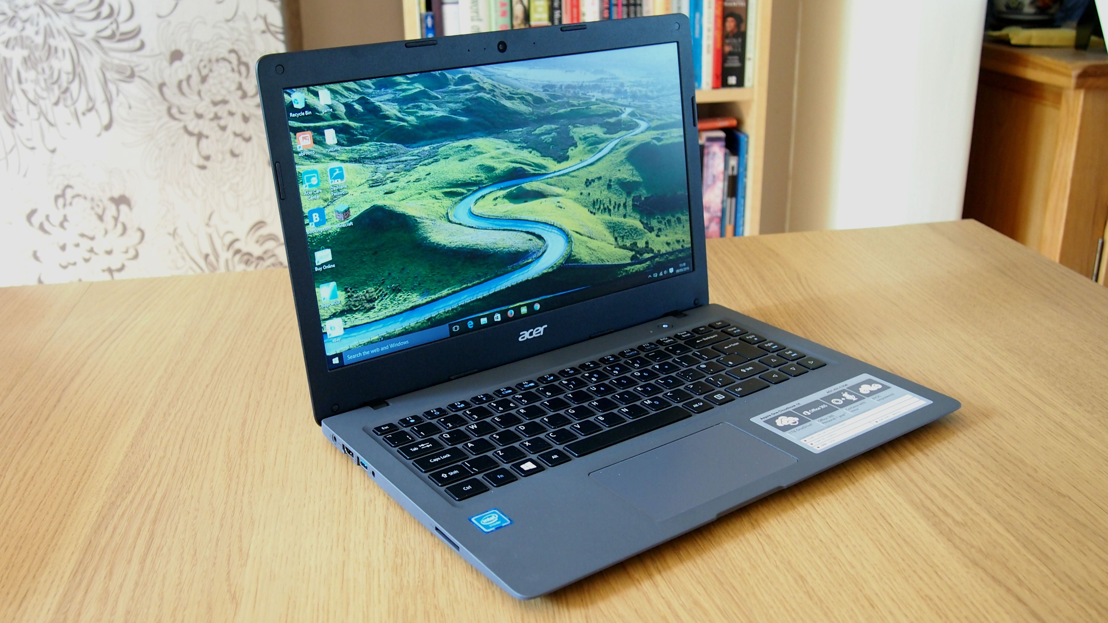 Acer Aspire One Cloudbook 14 Review Trusted Reviews
