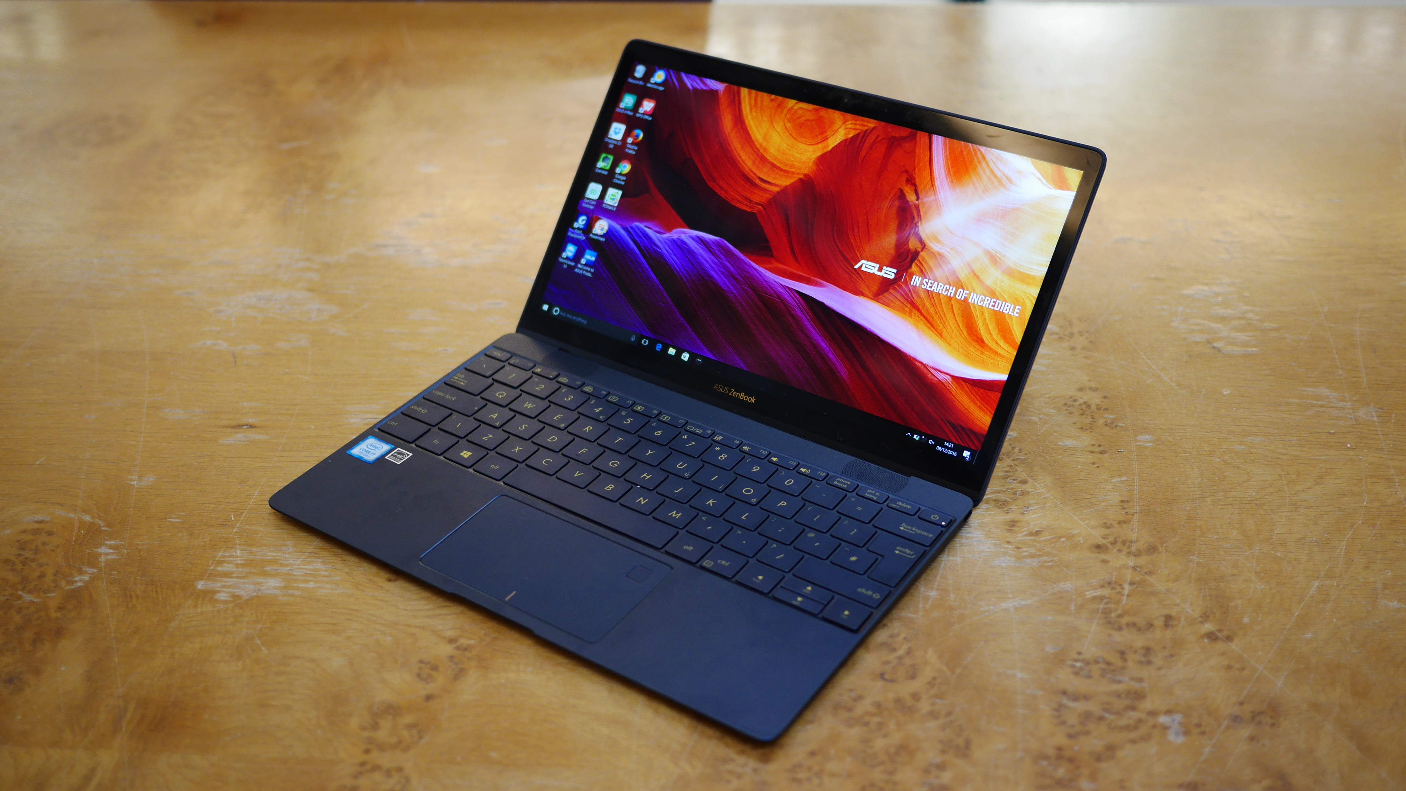 Asus Zenbook 3 Ux390ua Review Trusted Reviews