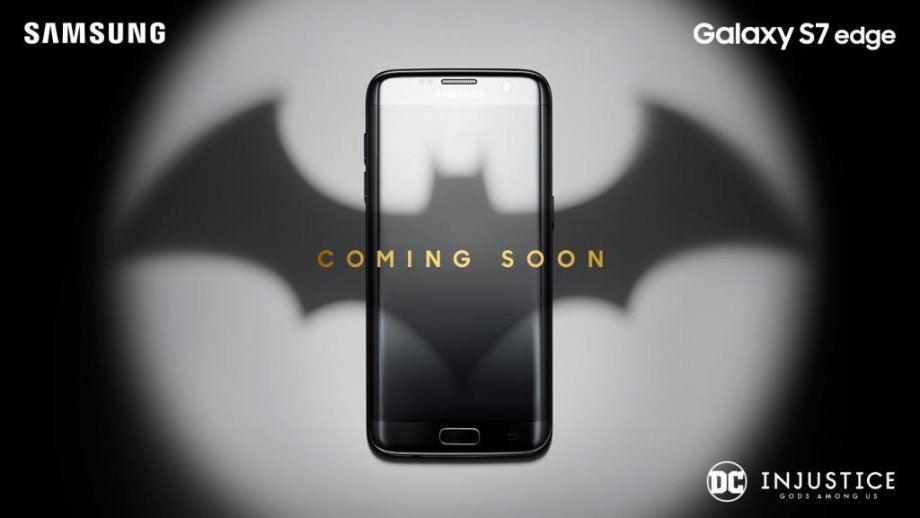 Batman Samsung