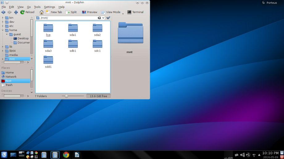 Fedora's Live CD interface, like most Linux distributions, lets you choose  to run the operating system from your bootable media or install it to your  hard ...