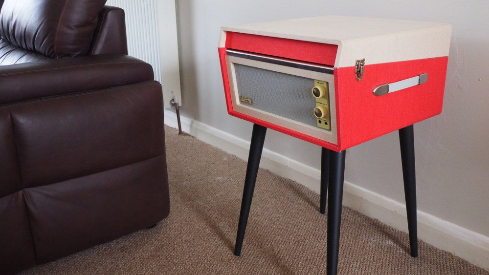 Crosley Dansette Bermuda Review