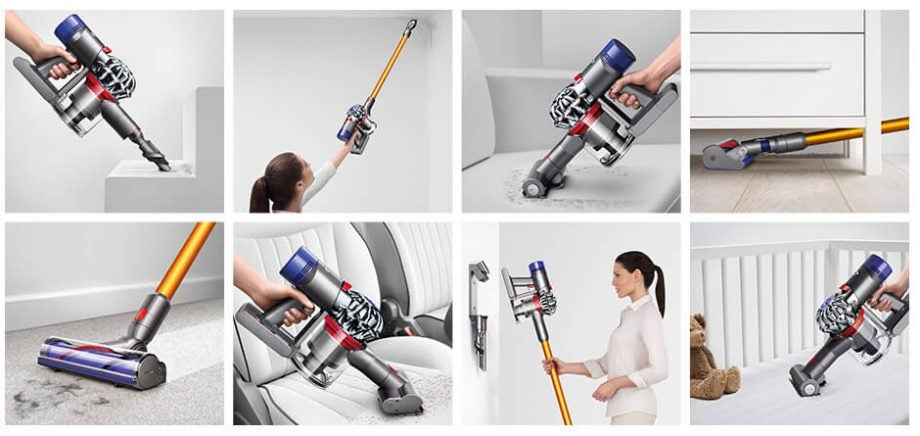 Dyson V8 Absolute Review Trusted Reviews