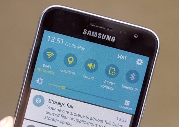 Samsung Galaxy J3 review: Patchy Performer | Trusted Reviews
