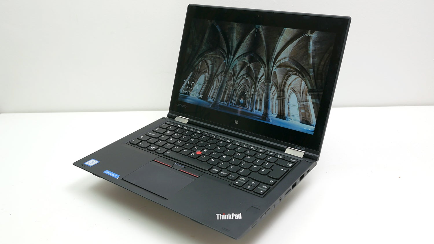 Lenovo Thinkpad Yoga 260 Review Trusted Reviews