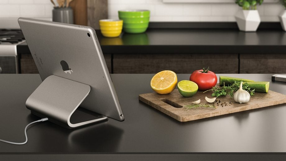 2c82490c778 Logitech has just launched its Base dock for iPad Pro, a simple accessory  Apple really should have made.