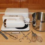 Morphy Richards 400405 Folding Stand Mixer