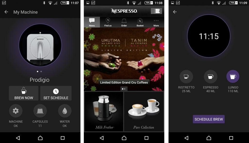 Nespresso Prodigio Review Trusted Reviews