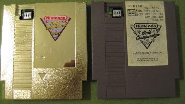 Nintendo World Gold