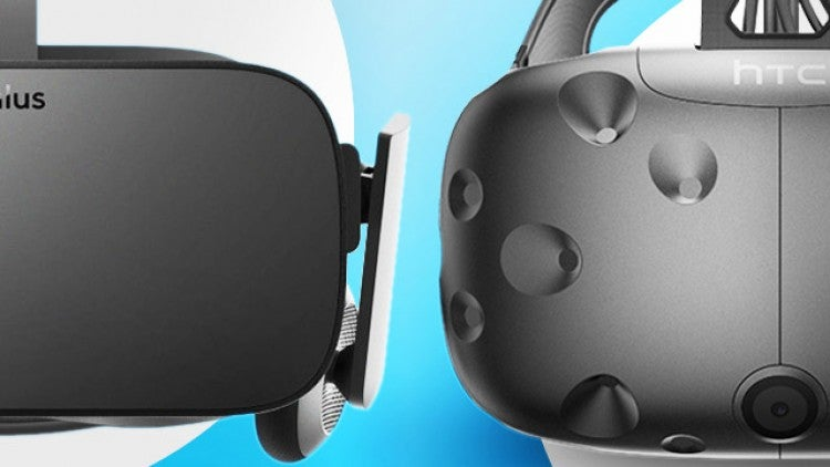 Oculus vs HTC Vive