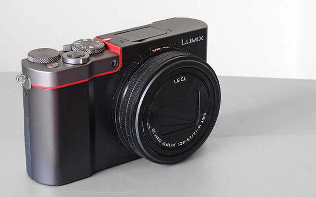 panasonic lumix dmc tz100 review trusted reviews. Black Bedroom Furniture Sets. Home Design Ideas