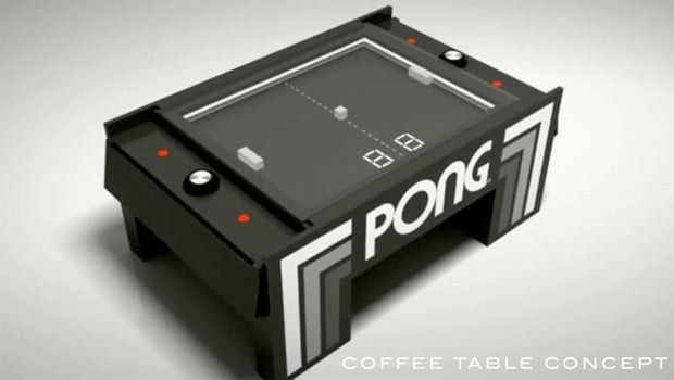 Pong Concept