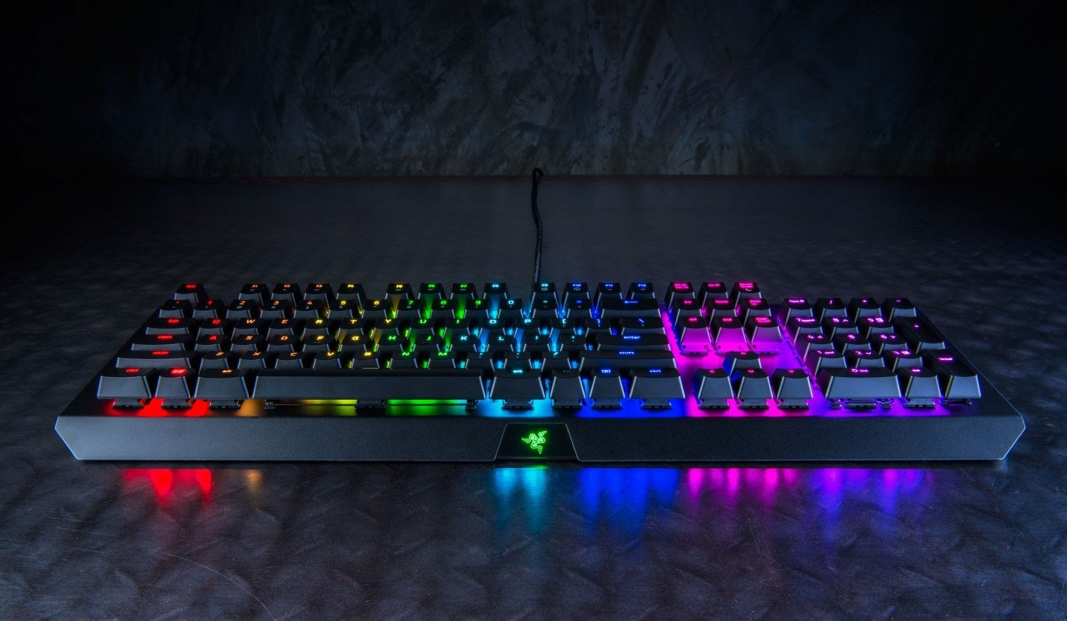 Razer BlackWidow X Chroma Review | Trusted Reviews