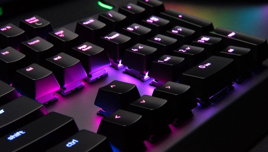 Razer BlackWidow X Chroma Review | Trusted Reviews