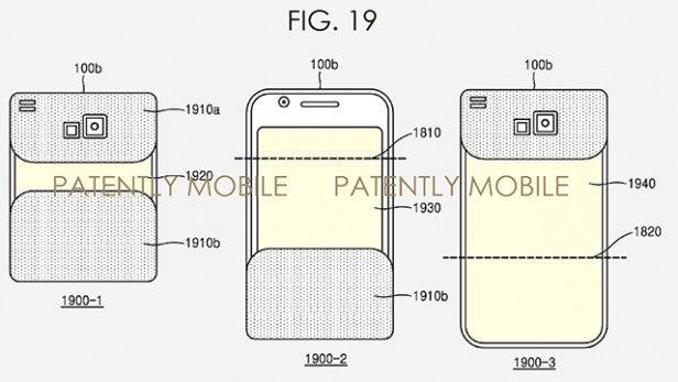 SamsungPatentFoldablePhone
