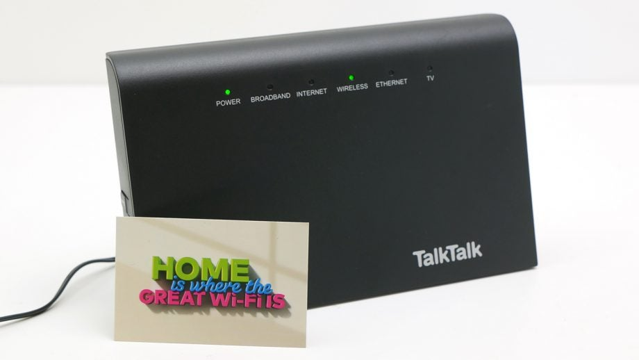 TalkTalk Super Router HG633